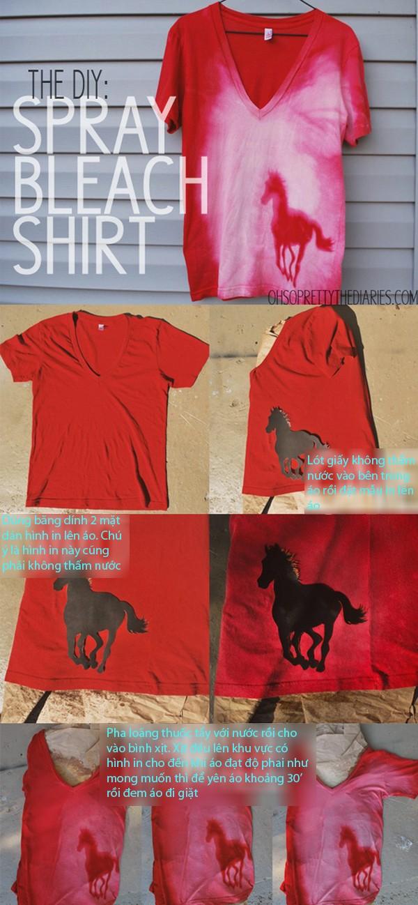 Biến áo cũ thành mới với các mẹo cực đơn giản 2