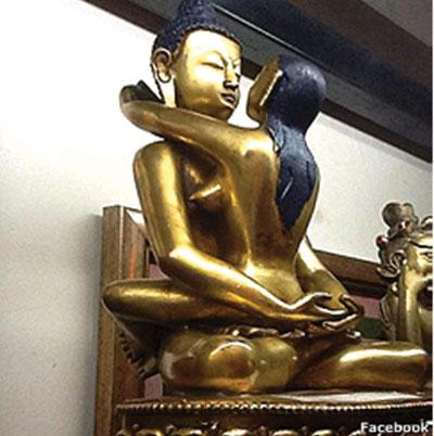 """Truy tìm nguồn gốc tượng Phật """"lạ"""""""
