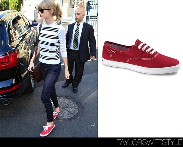 Bất ngờ với BST giày đầu tay cực bắt mắt của Taylor Swift 10