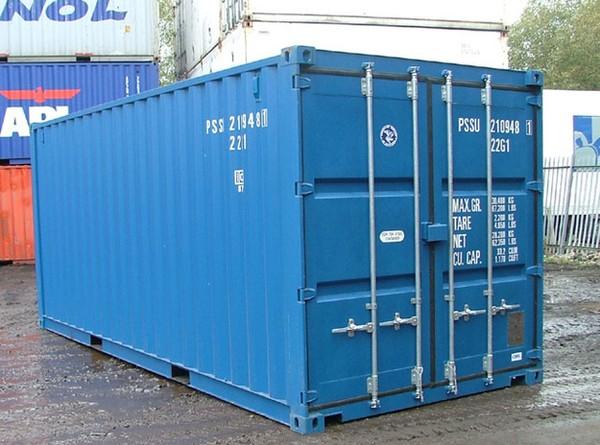 Loat nhà siêu đẹp làm từ container chở hàng 1