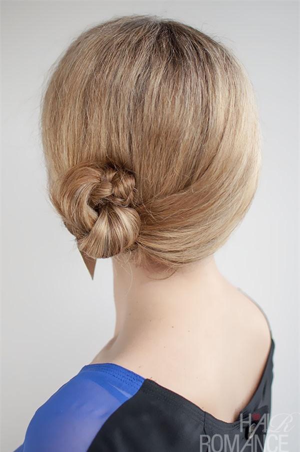 Những biến tấu tóc tết ngọt ngào cho cô dâu mới 13 BỚI TÓC, CÔ DÂU, 2014, SAO CHO ĐÚNG MỐT, DẠY BỚI TÓC, DẠY TẾT TÓC, VƯƠNG MIỆN, ĐÁM CƯỚI, MÙA CƯỚI