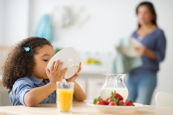 Những nguyên tắc ăn uống cho bé 1-3 tuổi mẹ nên biết 1
