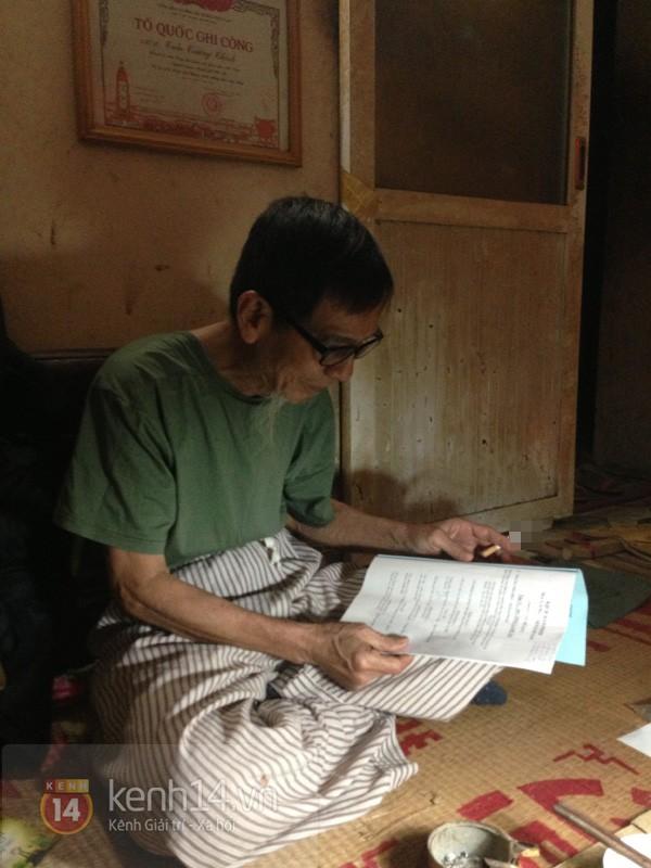 Cuộc sống về già khốn khó của NSƯT Trần Hạnh 8