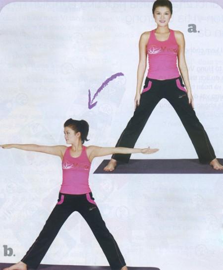 Yoga cho giới văn phòng